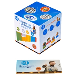 Pop Up Cube 3d Promotion Items