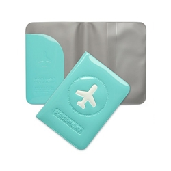 Passport Cover Plane